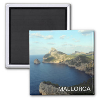 magnet Cabo de Formentor, in the island of Majorca