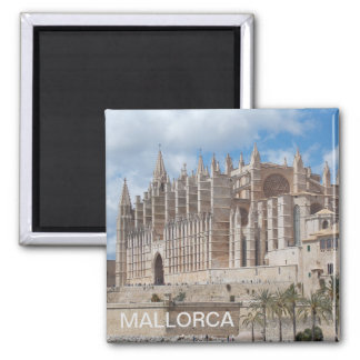 magnet cathedral of Palma de Mallorca