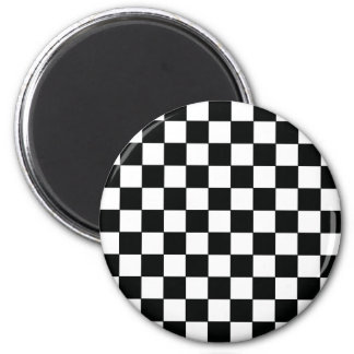Magnet Checked Pattern