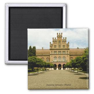 Magnet - Chernivtsi university