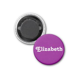 Magnet Elizabeth