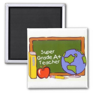 MAGNET FOR THE **GRADE A TEACHER*** YOU KNOW