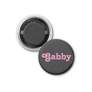 Magnet Gabby