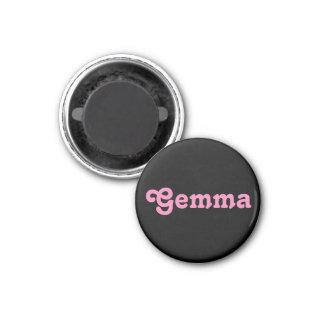 Magnet Gemma