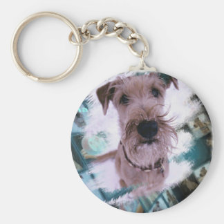 Magnet Irish Terrier Keychain