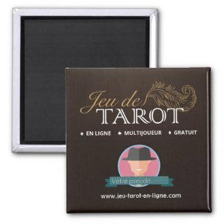 Magnet jeu de tarot