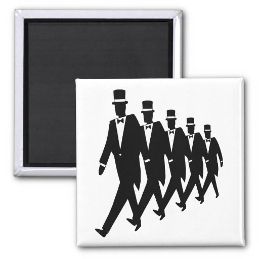 Magnet: March of the Tuxes