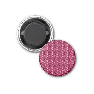 Magnet Maroon Glitter