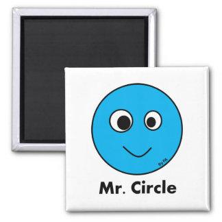 Magnet Mr. Circle By Par3a