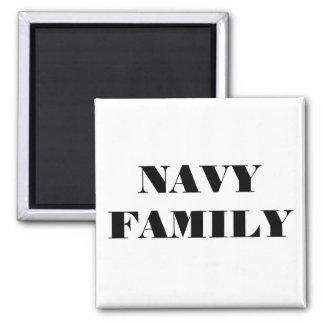 Magnet Navy Family
