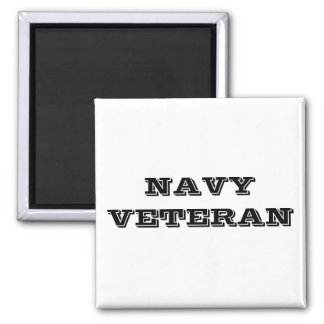 Magnet Navy Veteran