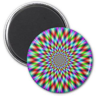 Magnet   Neon Star Exploding