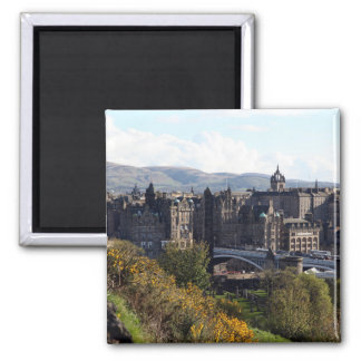 Magnet of North Bridge, Edinburgh