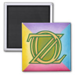 Magnet - Oz Emblem
