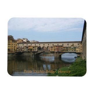 Magnet--Ponte Vecchio Bridge Magnet