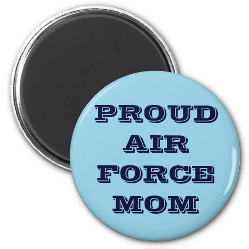 Magnet Proud Air Force Mom Refrigerator Magnets