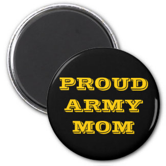 Magnet Proud Army Mom
