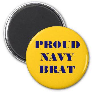 Magnet Proud Navy Brat