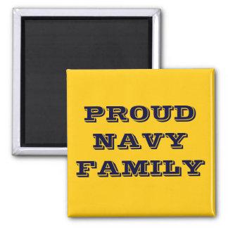 Magnet Proud Navy Family