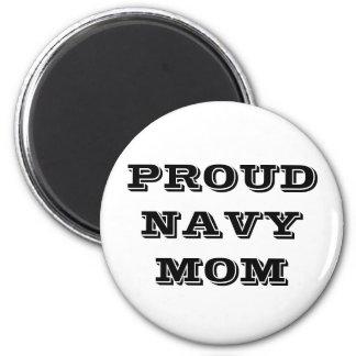 Magnet Proud Navy Mom
