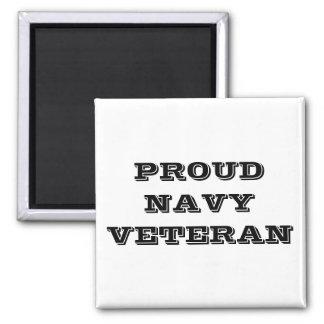 Magnet Proud Navy Veteran
