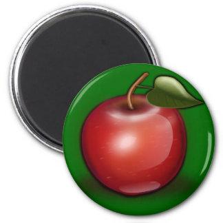 Magnet - Red Apple