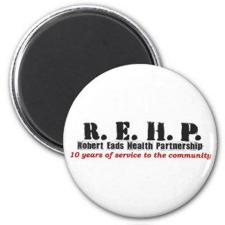 Magnet -Robert Eads Logo