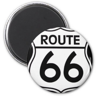 """Magnet """"ROUTE 66 """""""