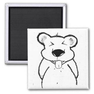 Magnet - Rude Bear