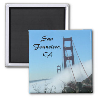 Magnet - San Francisco, Golden Gate Bridge