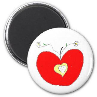Magnet - Seedling Heart