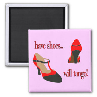 magnet shoes red and grey