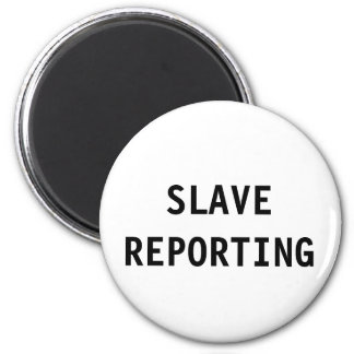 Magnet Slave Reporting