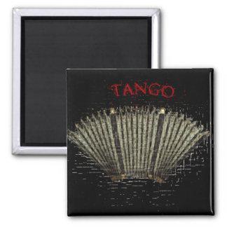 Magnet Tango Bandoneon