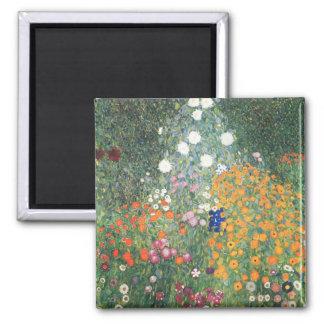 Magnet - The Flower Garden