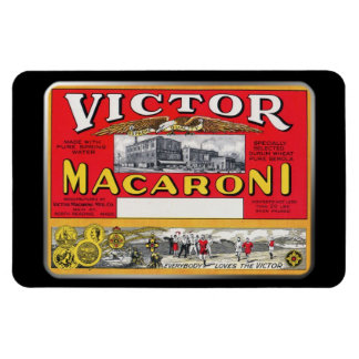 Magnet - Victor Macaroni, by GalleryGifts