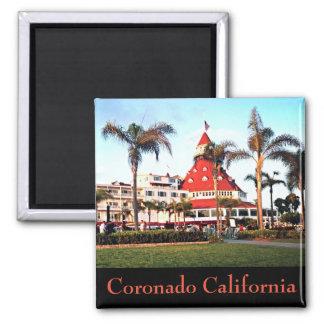 Magnet w/Photo Coronado California