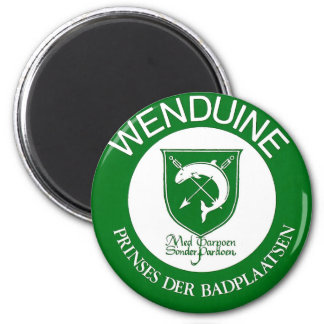 Magnet Wenduine weapon shield