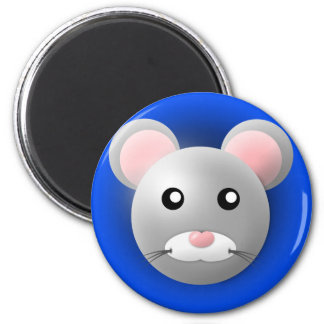 magnet with animal: mice