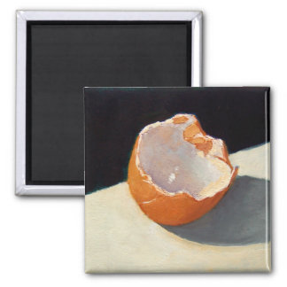 MAGNET WITH EGG SHELL