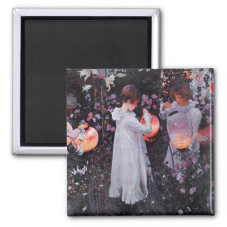 Magnet With John Singer Sargent Painting