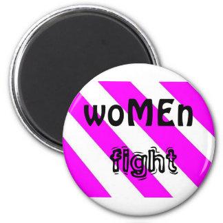 magnet women fight