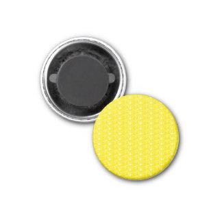 Magnet Yellow Glitter