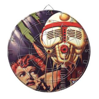 Magnetic Brain Dartboard