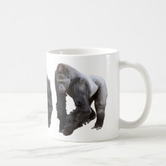 Magnetic cup of gorilla