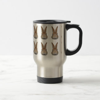 Magnetic cup of rabbit, No.02