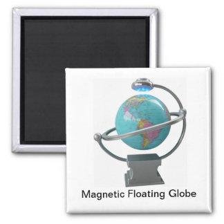 Magnetic Floating Globe (IMG200) Square Magnet