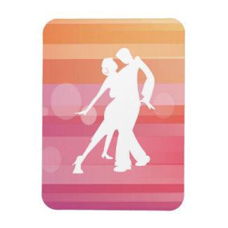 magnetic tango rectangular photo magnet