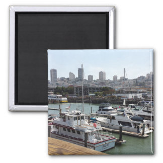 Magnets San Francisco Bay nautical custom