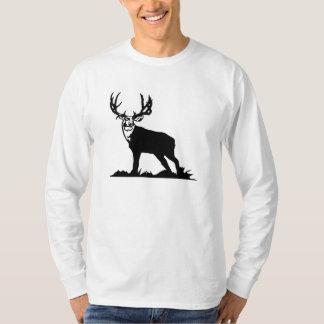 Magnificent Buck Silhouette T-Shirt